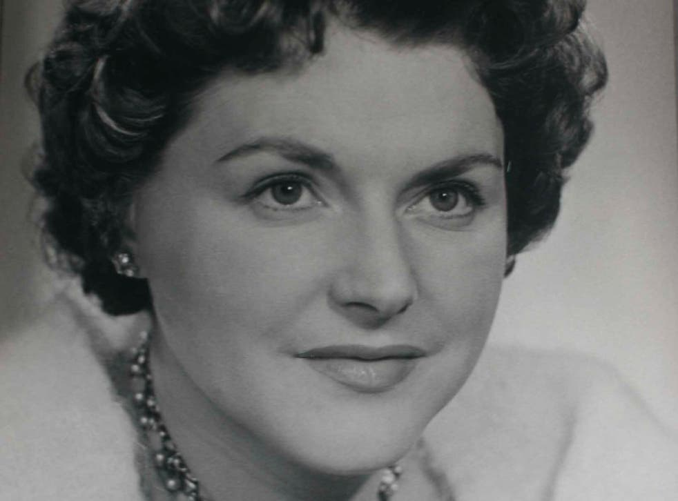 Marion Studholme, who died on 6 January
