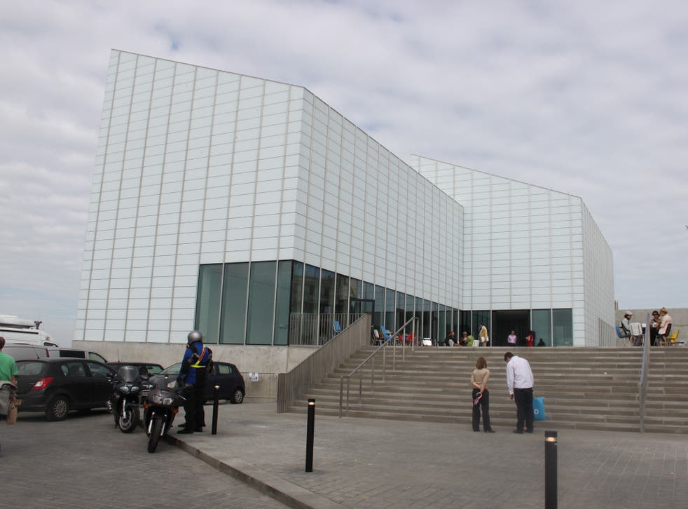 Margate's Turner museum needs the great man's touch