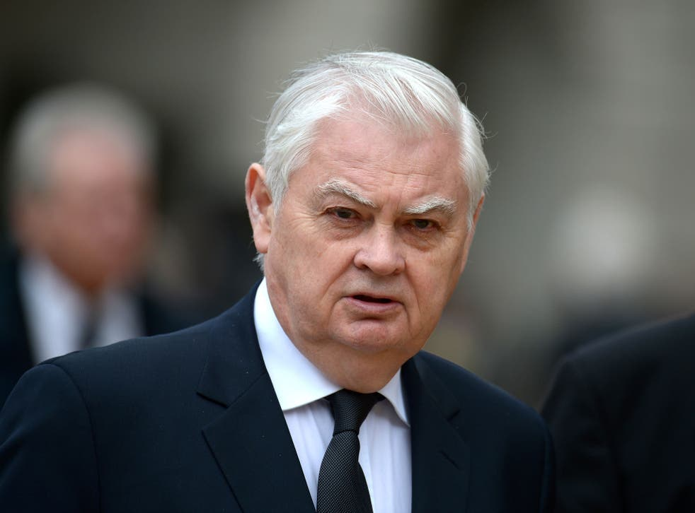 Lord Lamont is the new UK trade envoy