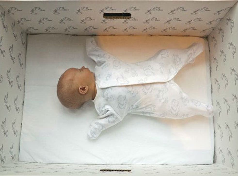 The Finnish baby box idea has been adopted by more than 30 countries