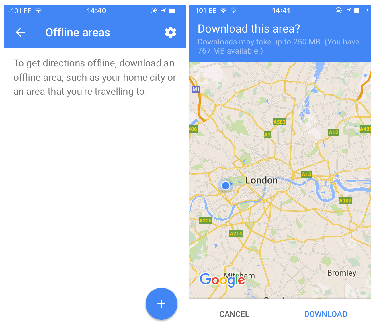 Central London Google Map.How To Use Google Maps On Your Smartphone When You Don T Have A