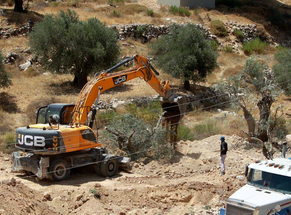 Israeli settlements in the West Bank - deemed illegal by most countries - are a significant issue in the stalled Israeli-Palestinian peace process