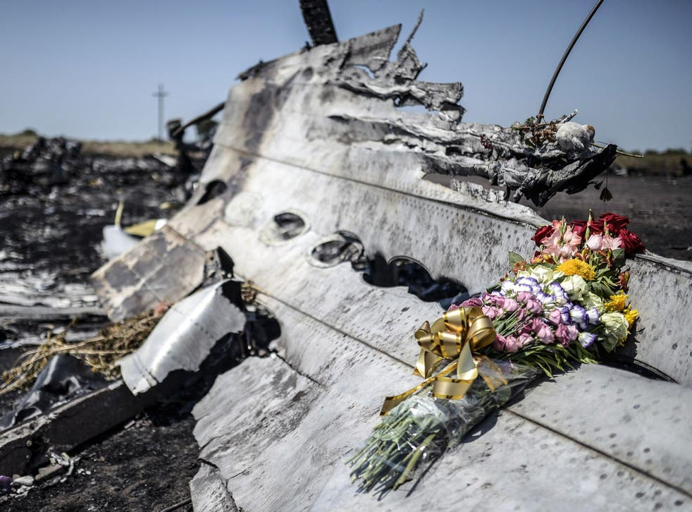 Flight MH17 was downed by a Buk surface-to-air missile fired from eastern Ukraine