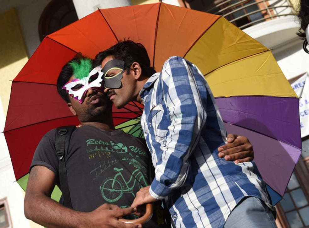 Glad to be gay: India, always a land of contradictions, permits Gay Pride marches in most major cities despite homosexuality being illegal