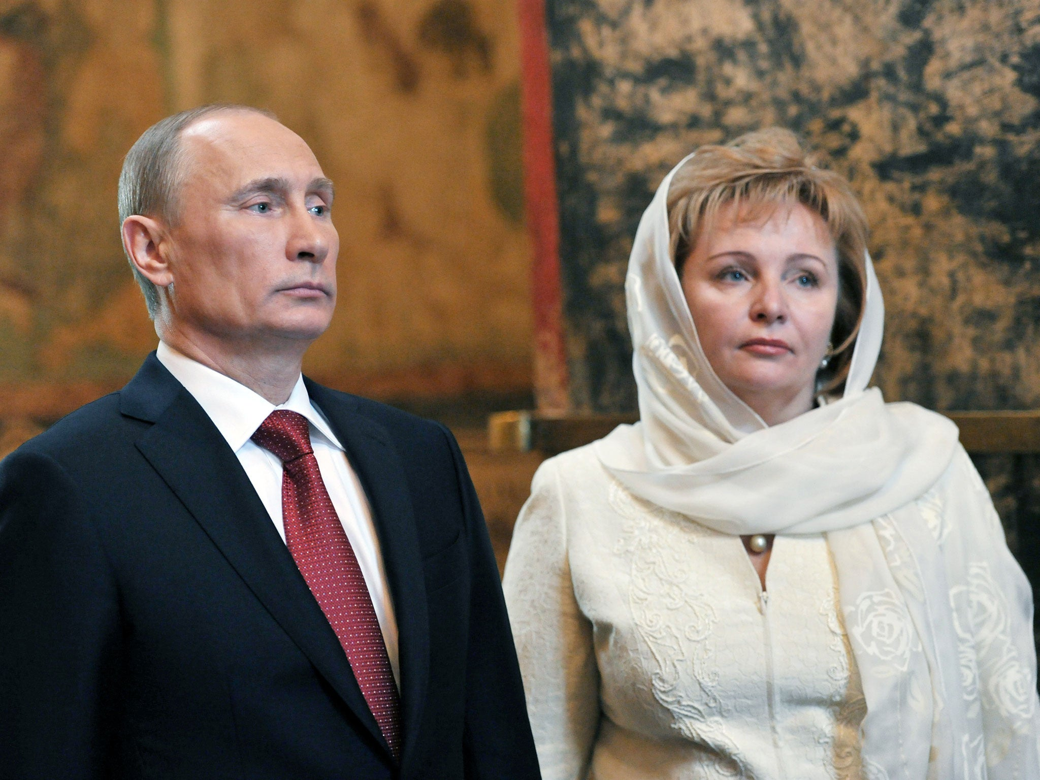 Lyudmila Putin, according to media reports, became the spouse of the head of the Center for the development of interpersonal communications, Arthur Cerchetny
