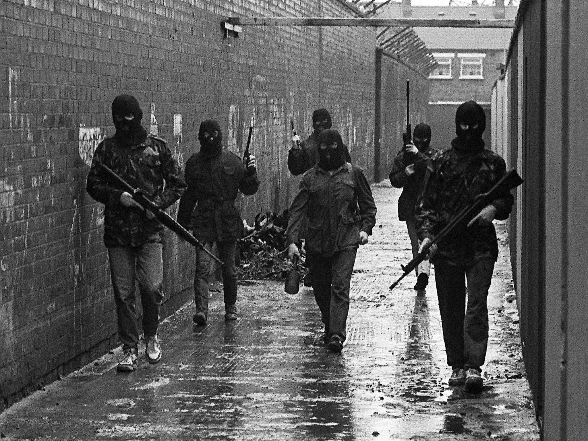 the genesis and history of the irish republican army ira History the troubles  at this time, the provisional irish republican army (pira) - the main republican paramilitary organisation in northern ireland - was uninterested in any solution short .