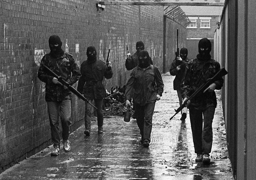 Shankill Road bombing: The his...