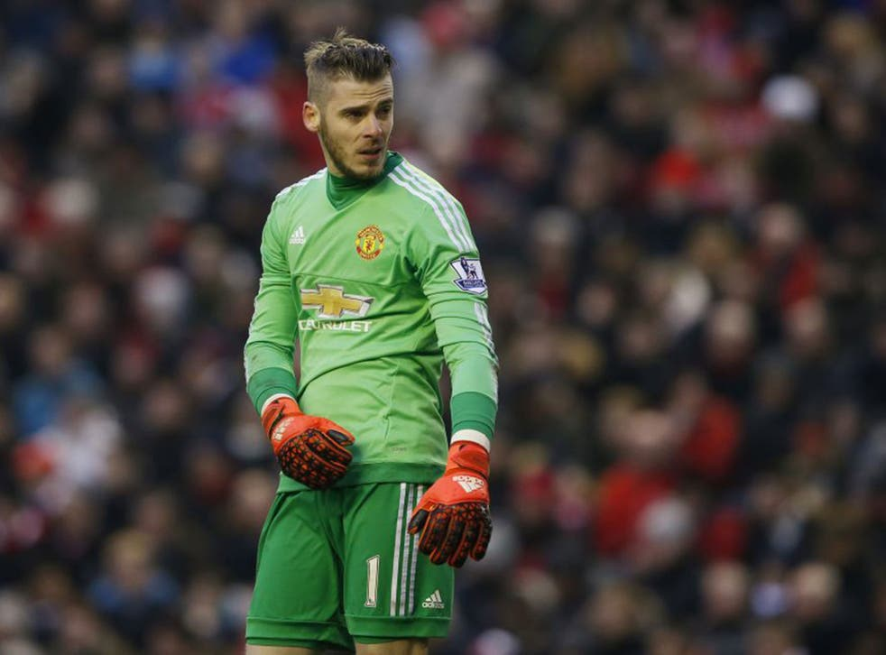 David De Gea came close to joining Real in August