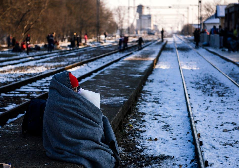 Refugee Crisis Amsterdam Talks Put Schengen Agreement On Brink As