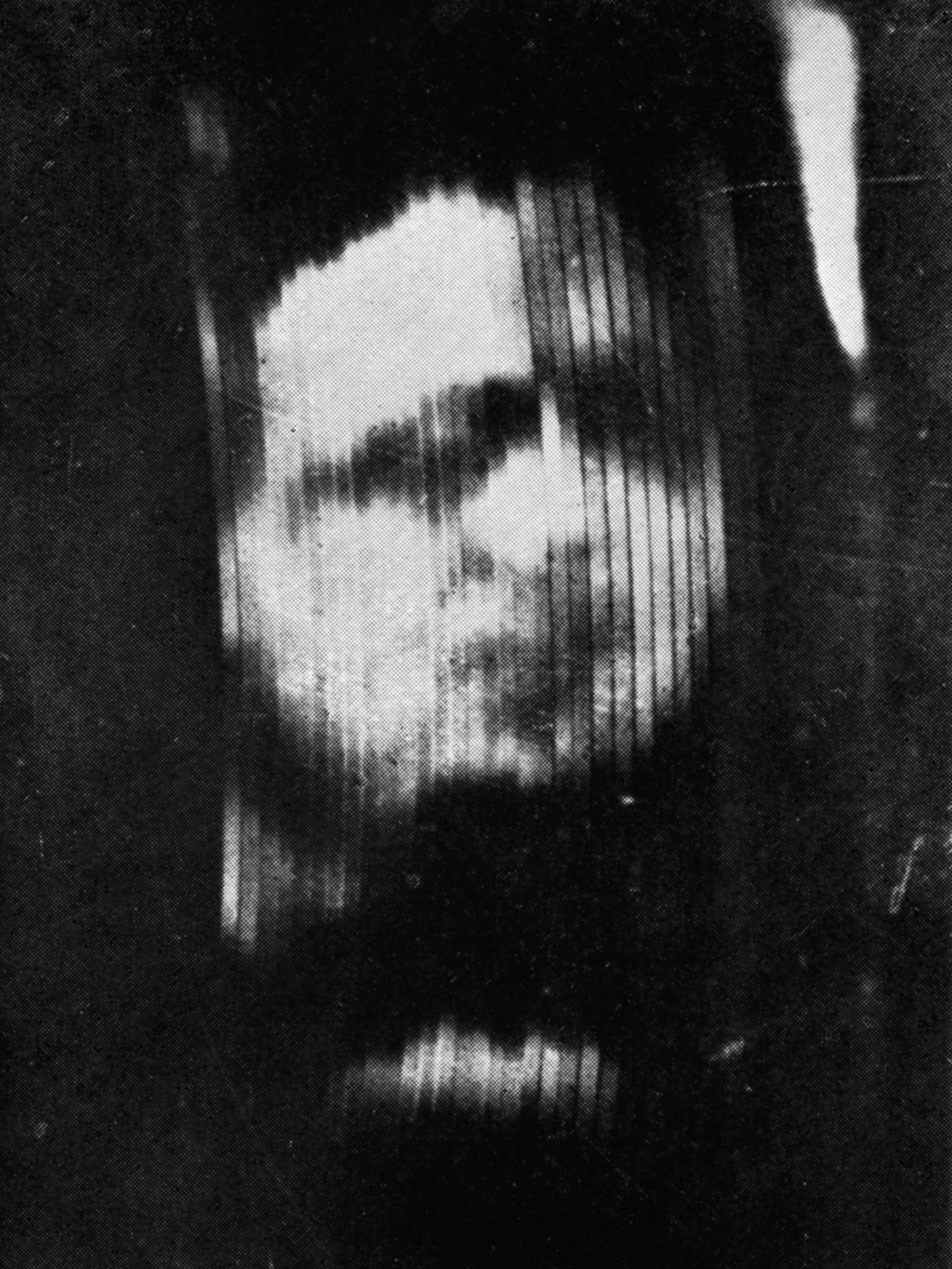 see the first tv image from john logie baird s early televisor
