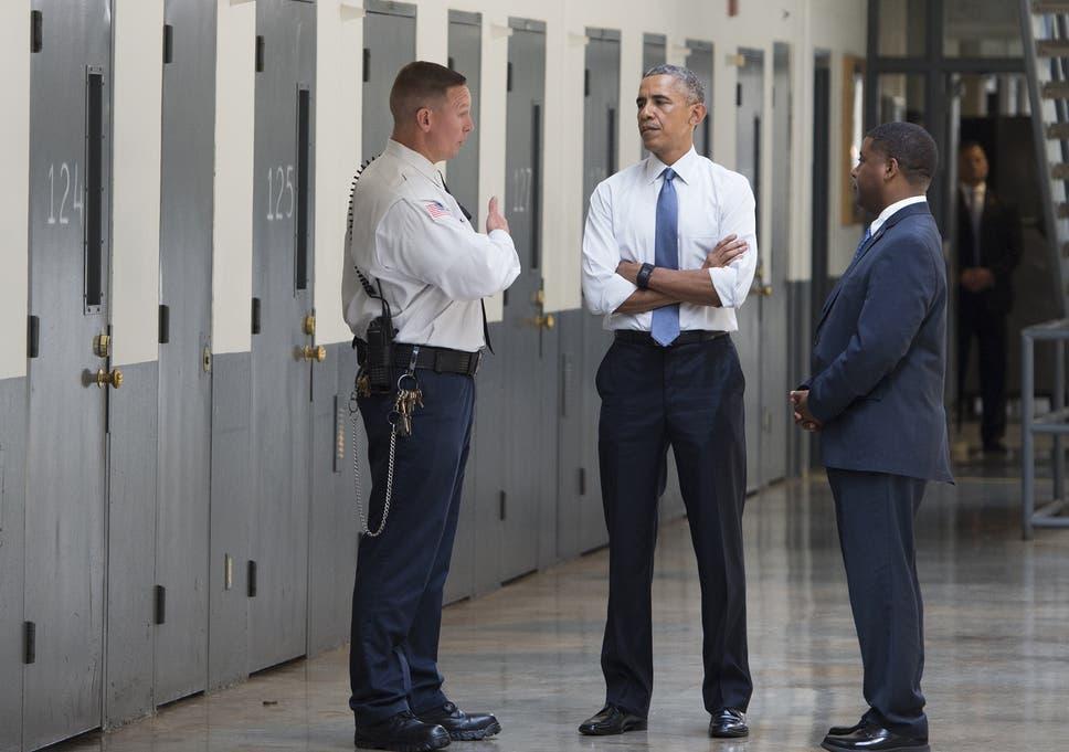 Barack Obama bans solitary confinement for juveniles in