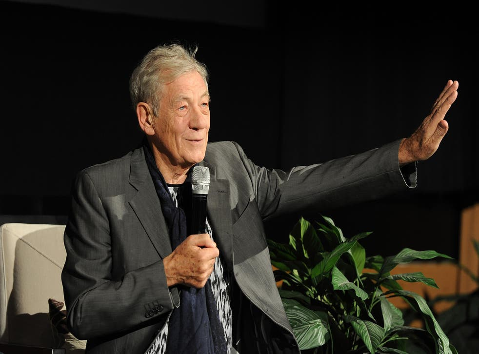 McKellen, who is on tour as the British Film Institute's ambassador for 'Shakespeare Lives on Film', said that he hoped India would realise the repression of gay people was unnecessary