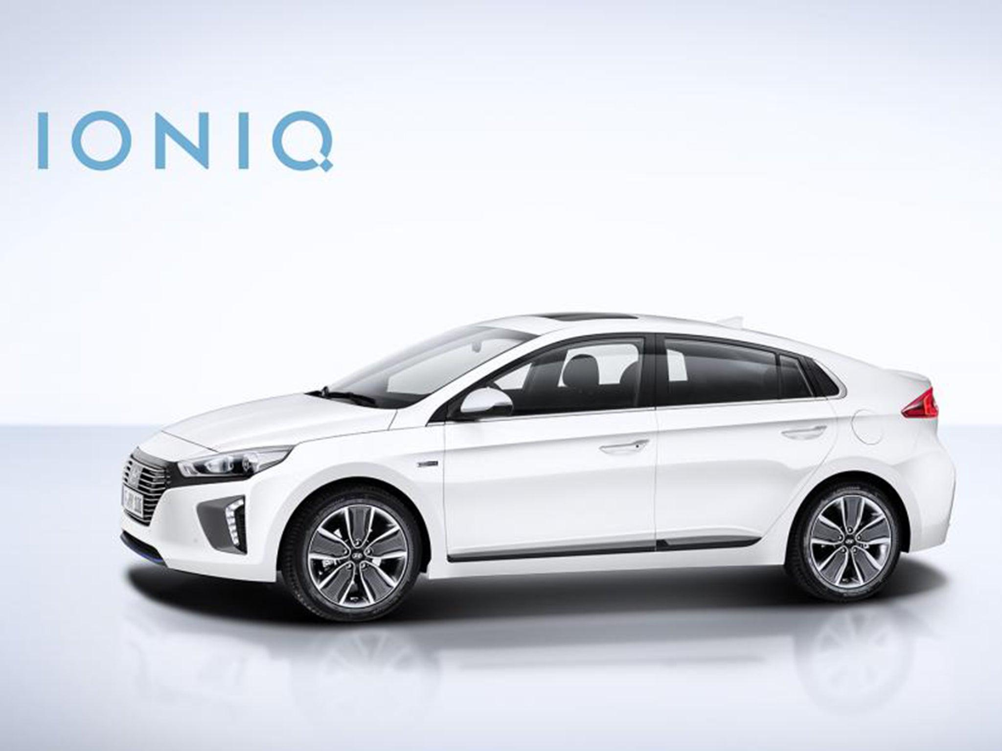 Hyundai Ioniq To Have Three Electric Options Within Single