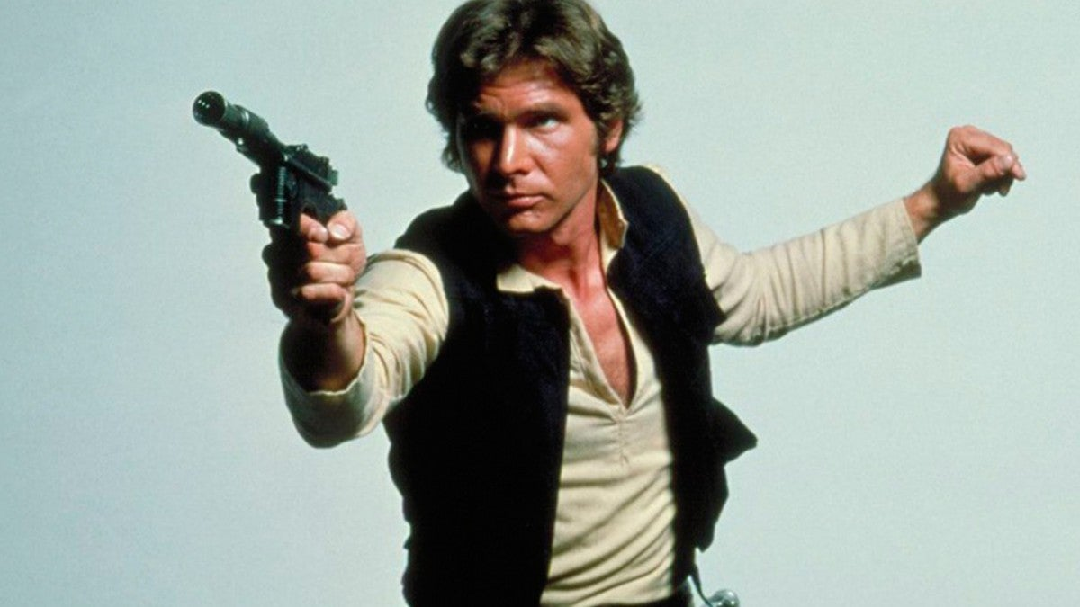 Solo: A Star Wars Story: Harrison Ford offers advice to actor Alden Ehrenreich