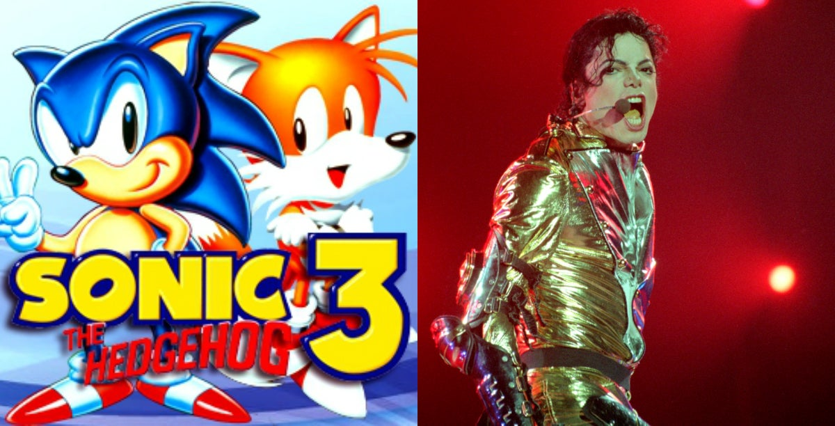 Michael Jackson DID compose music for Sonic the Hedgehog 3