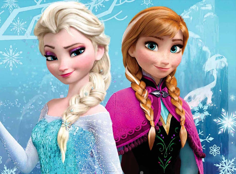 Frozen: female dialogue falls (only 41 per cent), but there's praise for Ana and Elsa's skills