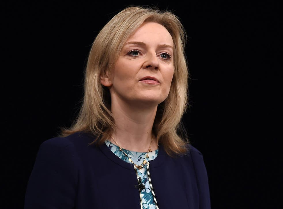 The letter from environmentalists was addressed to the Secretary of State for Environment, Food and Rural Affairs, Liz Truss