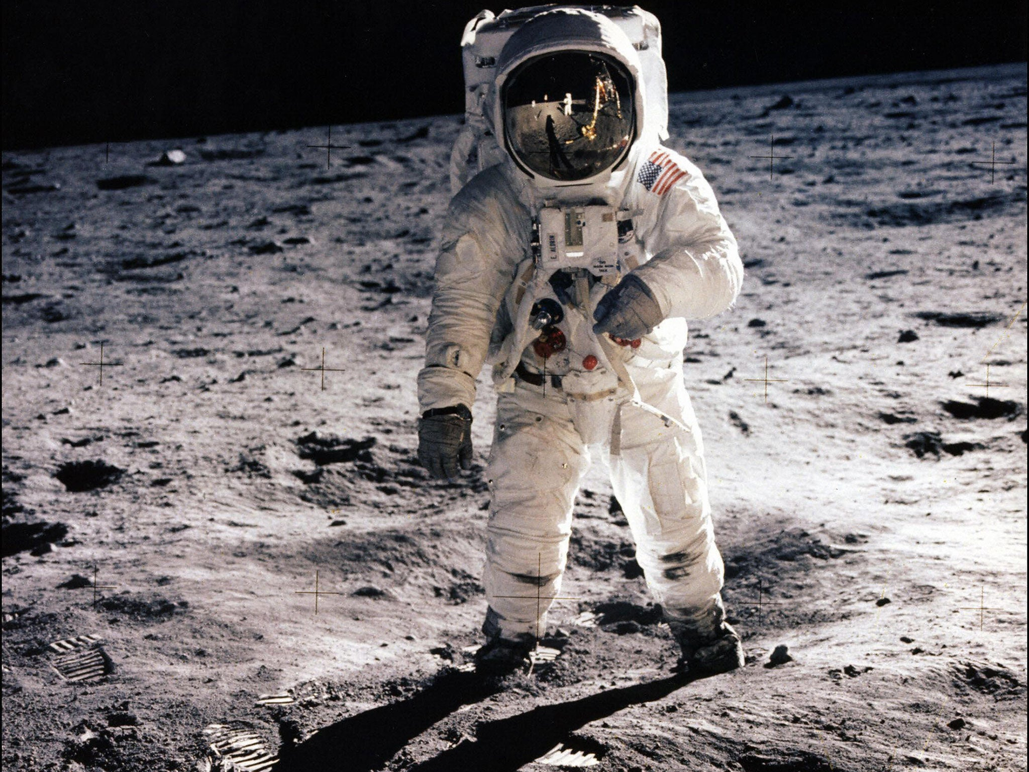 Faked Moon Landing Would Have Been Exposed In Four Years Scientist Concludes
