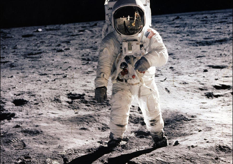 NASA Have Frequently Been Accused Of Faking The 1969 Moon Landings