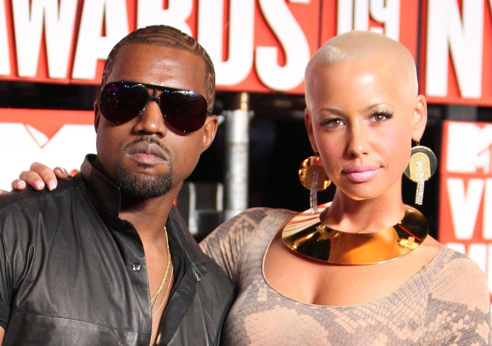 e007d42f6 Amber Rose criticises Kanye West for bringing son into Twitter spat ...