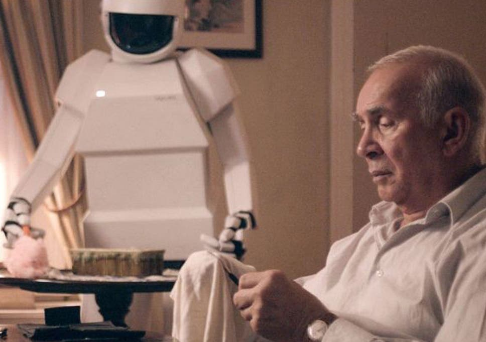 c881adbf Chip off the old block: the film Frank & Robot featured an electronic  companion