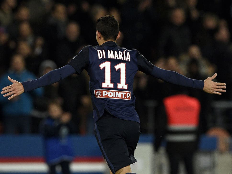 Angel Di Maria scores stunning goal: PSG forward reminds Manchester on