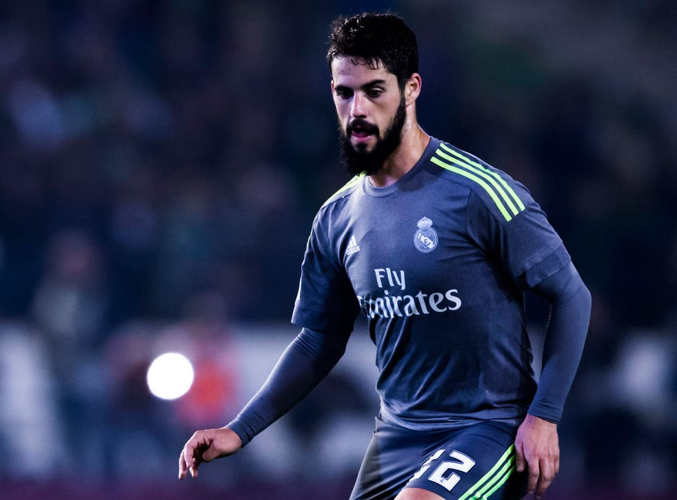 Real Madrid midfielder is reportedly available for £25m