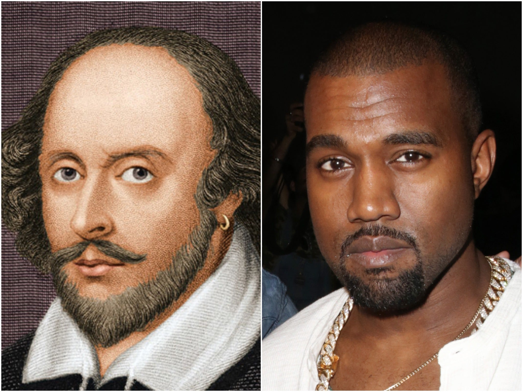 Kanye West's Wiz Khalifa tweets read in the style of a Shakespearean tragedy