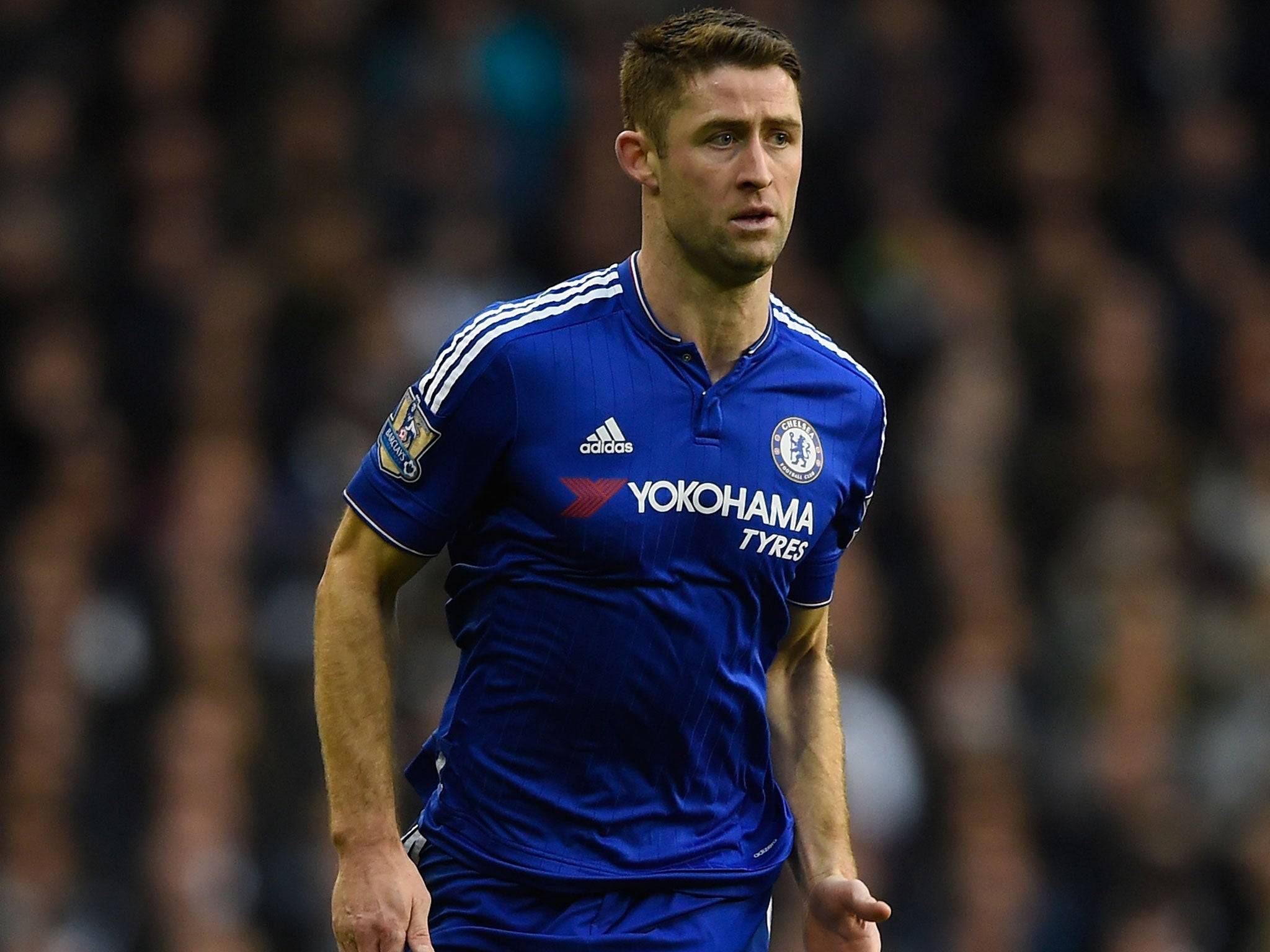 Gary Cahill Chelsea Future: England Defender Will Not Be