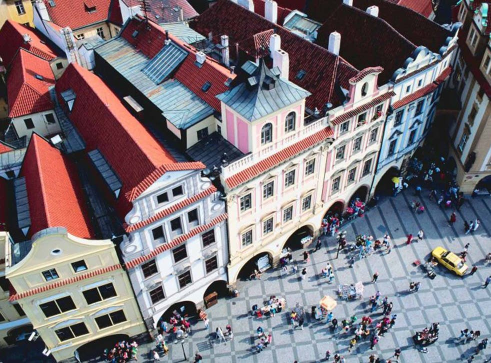 Prague will now be the capital city of Czechia
