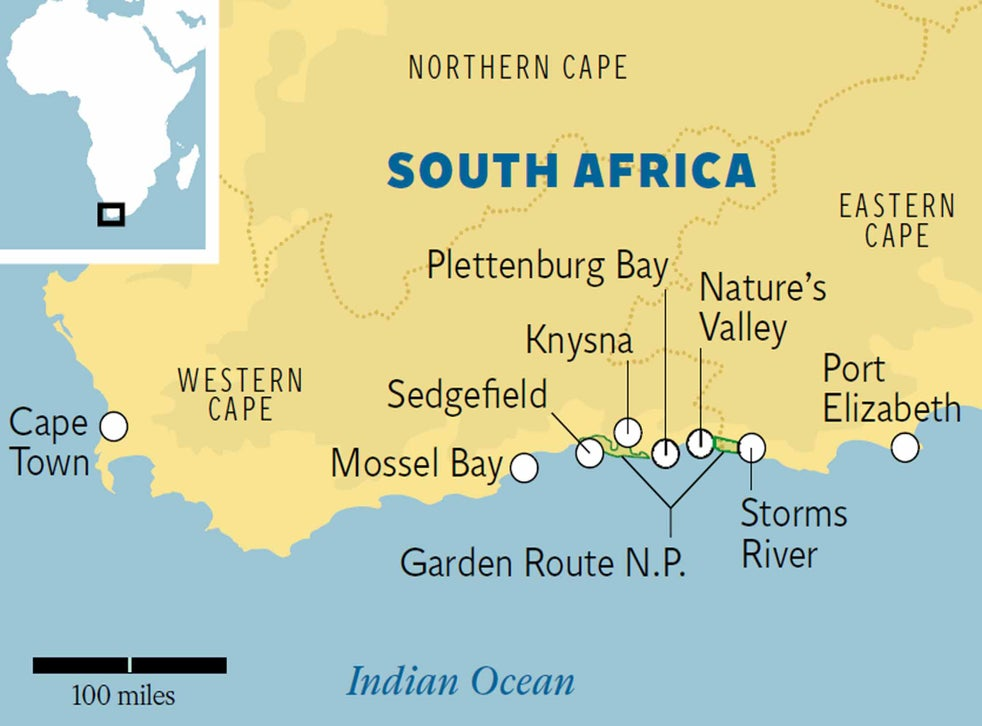 South Africa S Garden Route Lush Forest Quaint Towns Lakes And Lagoons The Independent The Independent