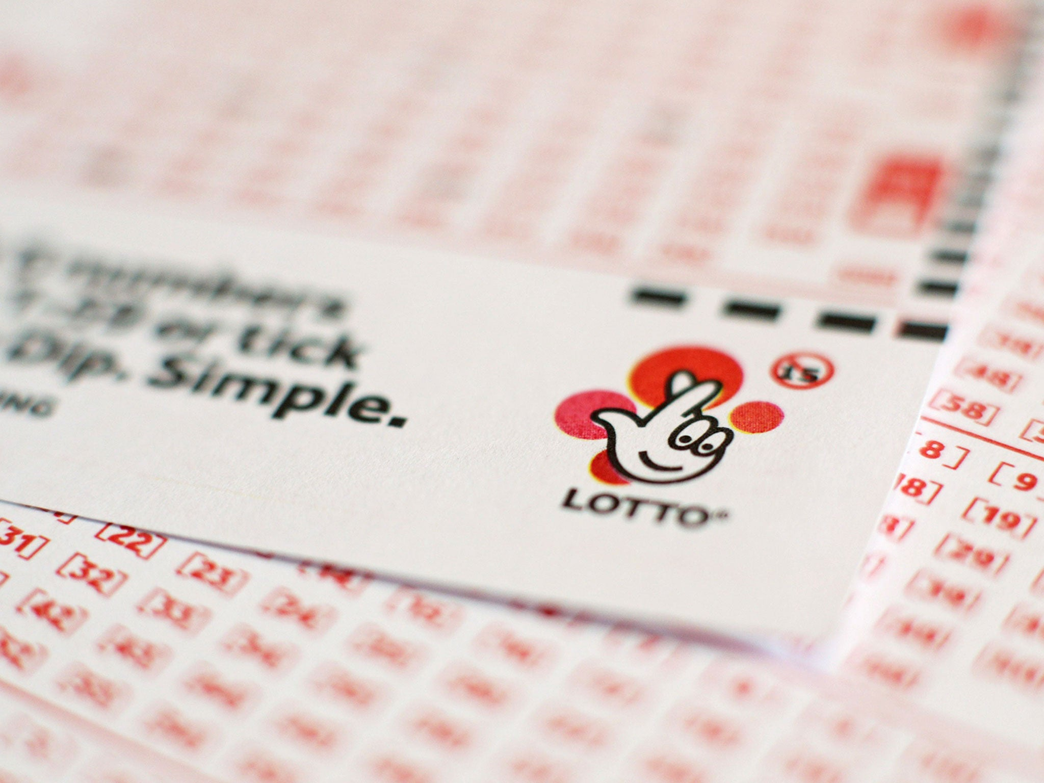 Winning lottery ticket 33m lotto jackpot claimed by - Millionaire designer home lottery ...