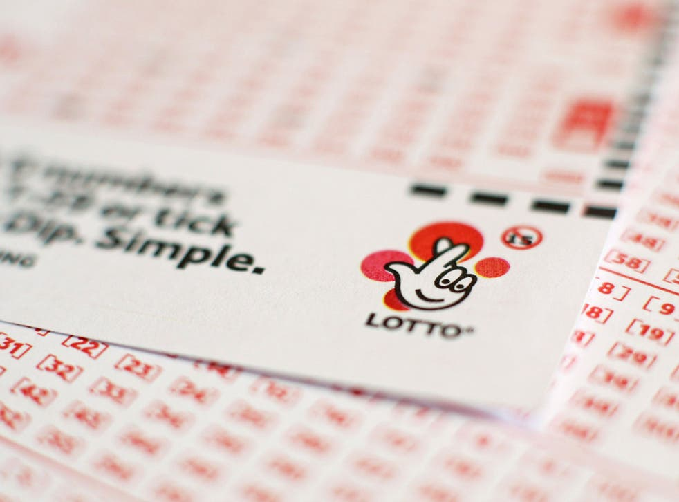 A 19-year-old says he will give nearly all his lottery winnings to his parents