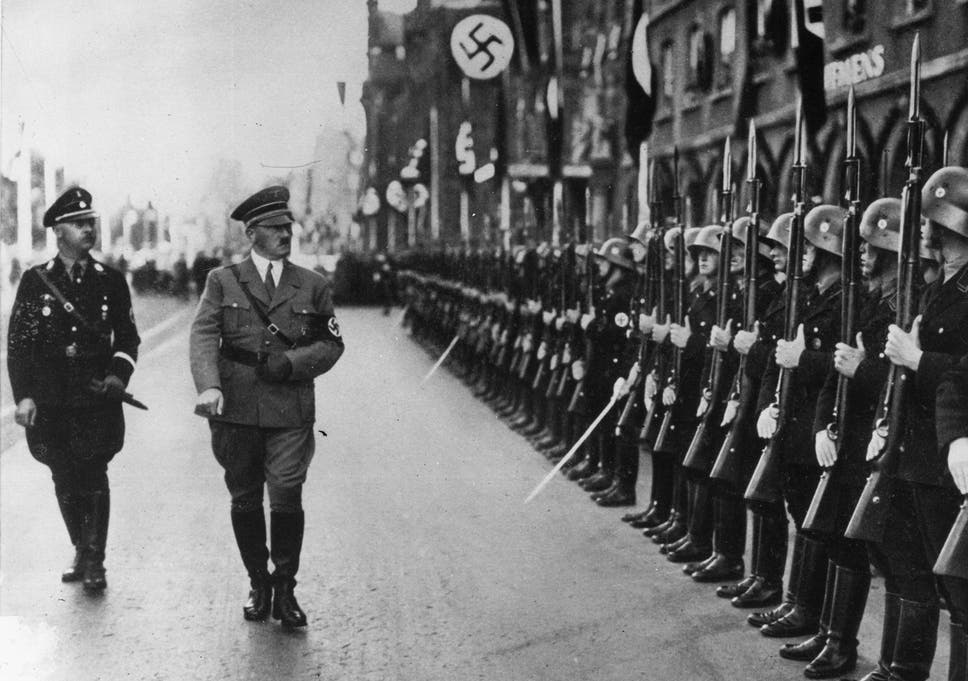 hitlers rise to power lesson plan