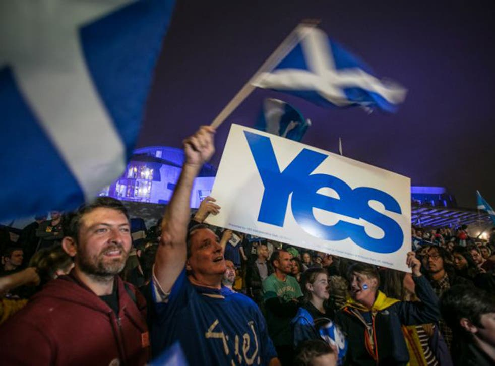 Support for Scottish independence has increased since the 2014 referendum