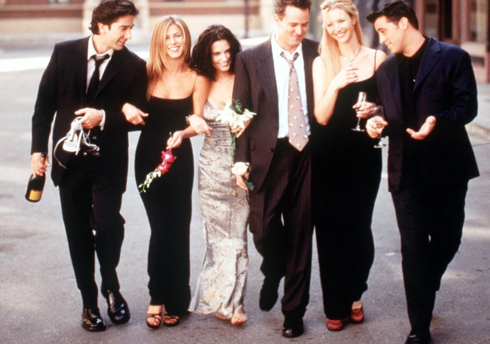 Friends Reunion: Cast reveals how they became good friends