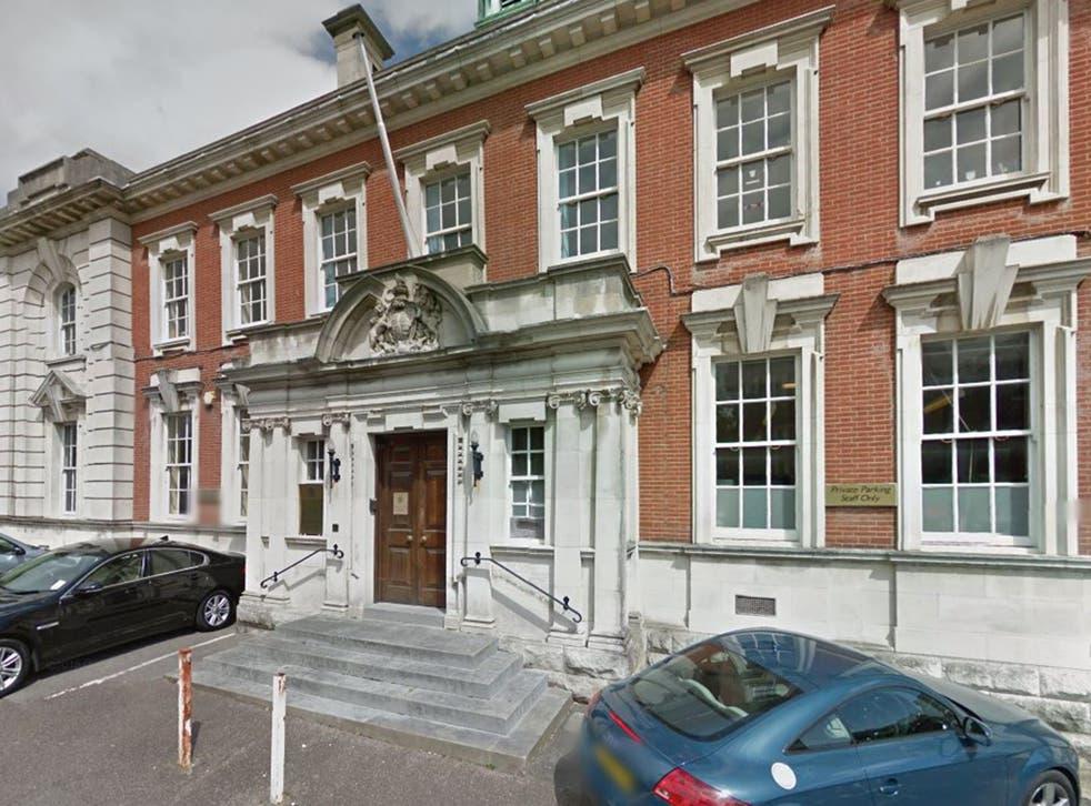 Bournemouth Coroner's Court