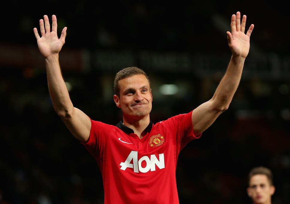 Image result for vidic united