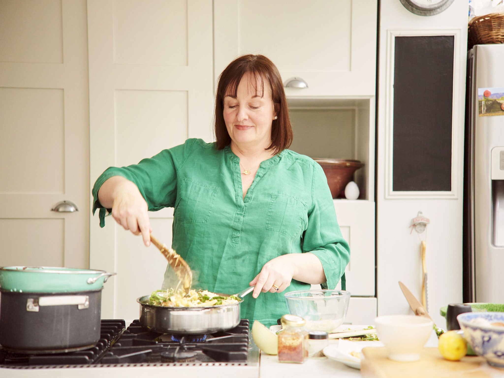 Debora Robertson recipes: Our new guest food writer shares some of her favourite quick dishes