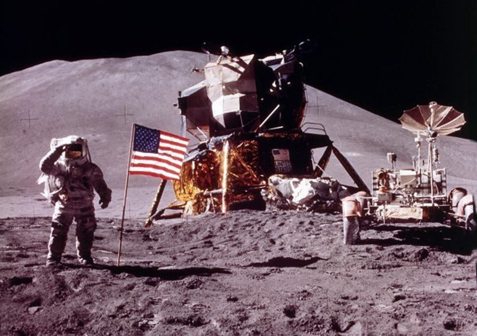 The 1969 Moon Landing And 9 11 Attacks Are Favourite Topics Of Conspiracy Theorists