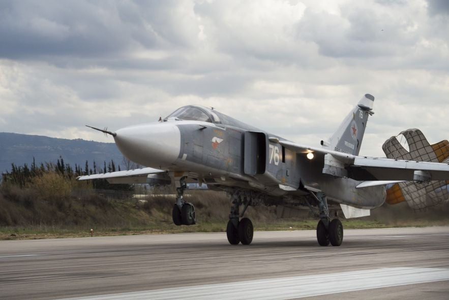 War in Syria: Russia's 'rustbucket' military delivers a hi-tech shock to West and Israel