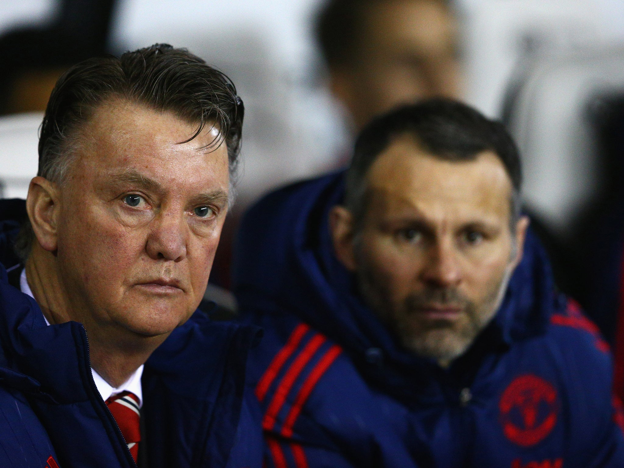 Derby County 1 Manchester United 3: Louis Van Gaal To