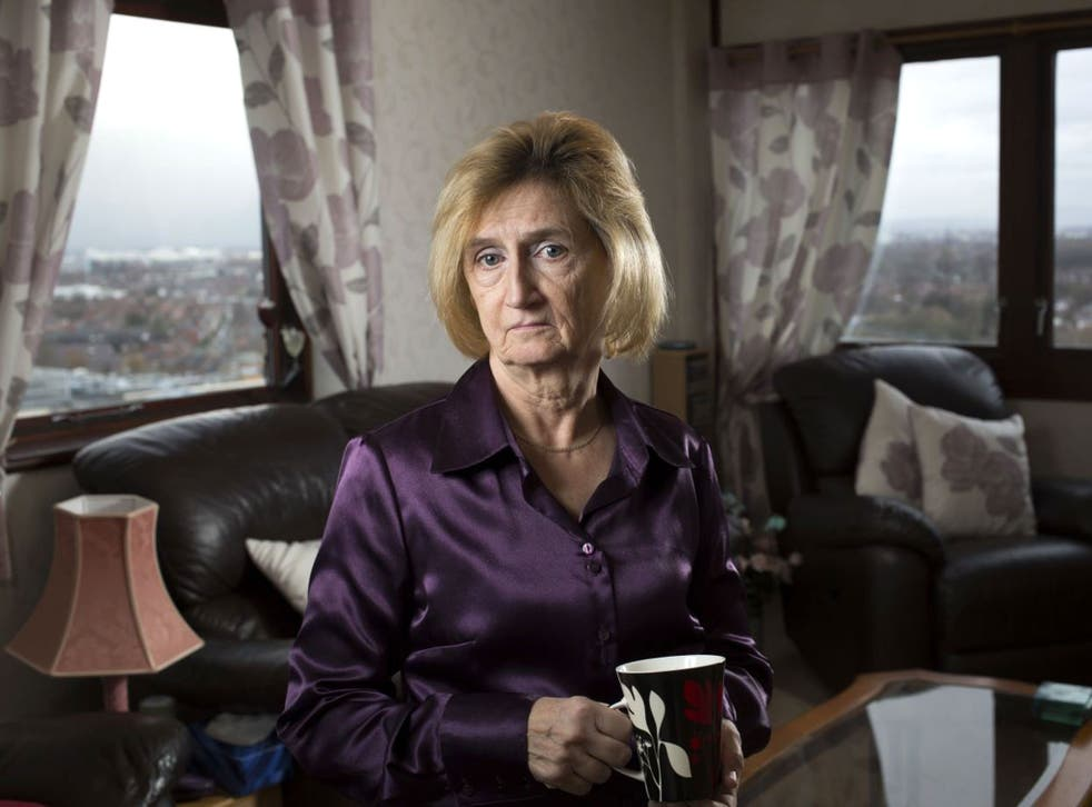 'In June 2013 I got a letter stating that my retirement age was going up from 65 to 66,' said Wendy Eachus. 'That was a shock'