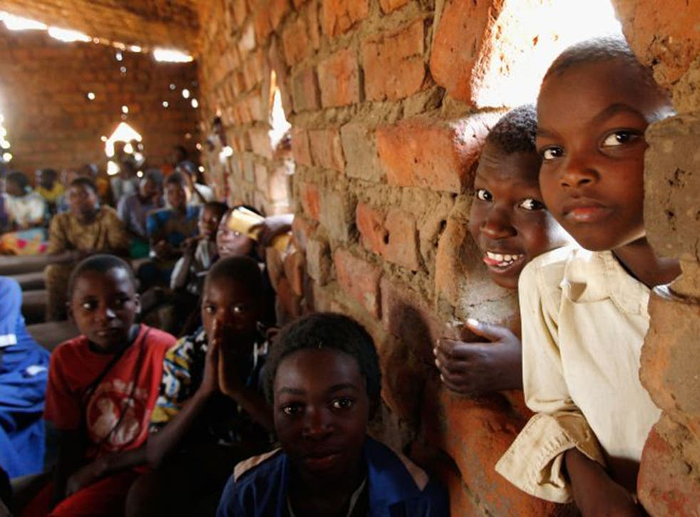 Malawi has only 300 doctors for 16 million people