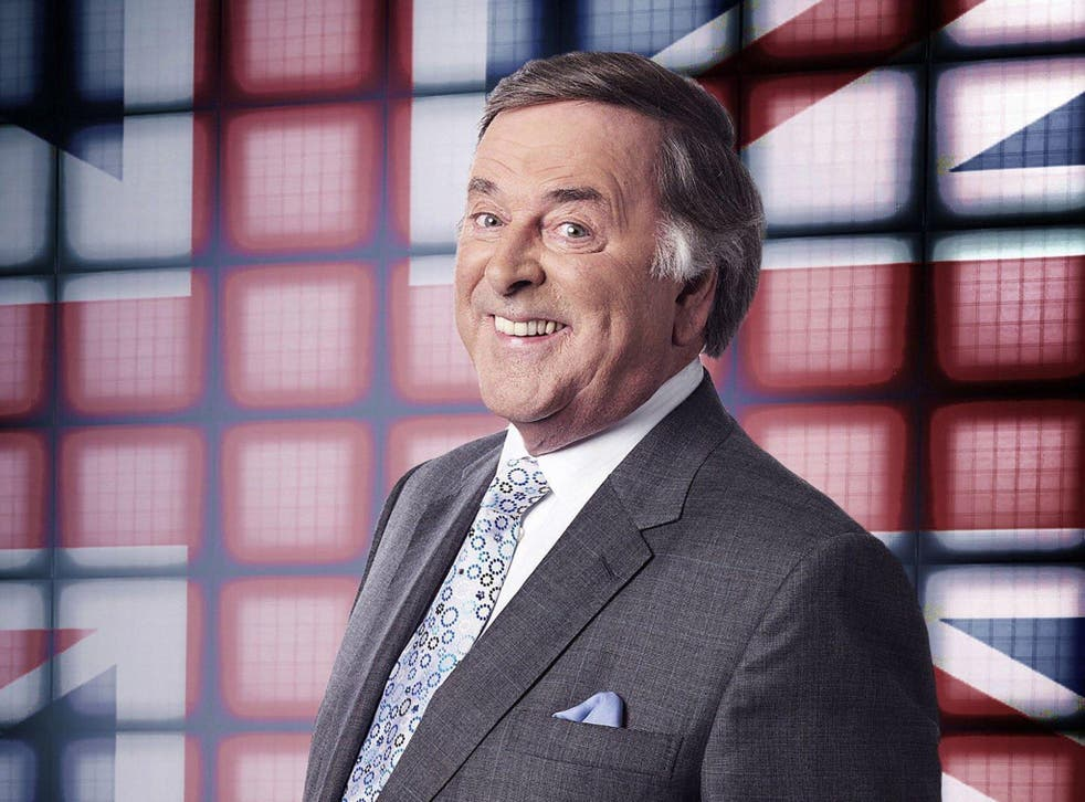 Sir Terry Wogan was 'the voice of Eurovision' until he passed the baton to Graham Norton in 2008