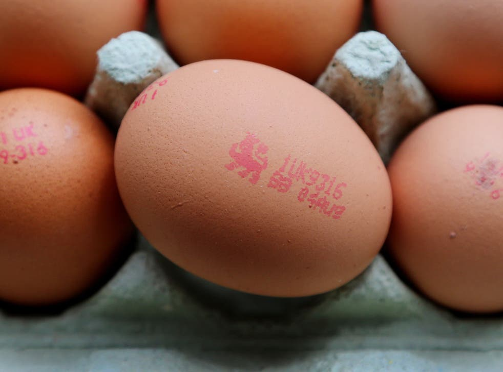 Eggs bearing the British Lion stamp are now 'safe' to be eaten raw and lightly cooked by pregnant women, a report by the ACMSF says