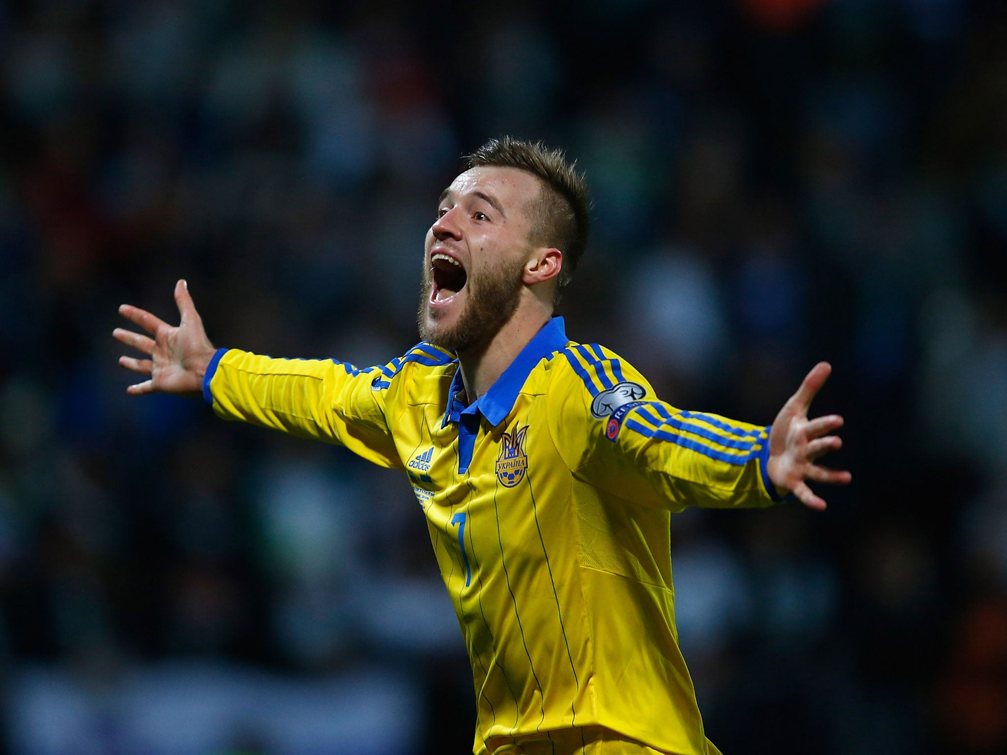 Andriy Yarmolenko latest Arsenal and Stoke linked with Dynamo