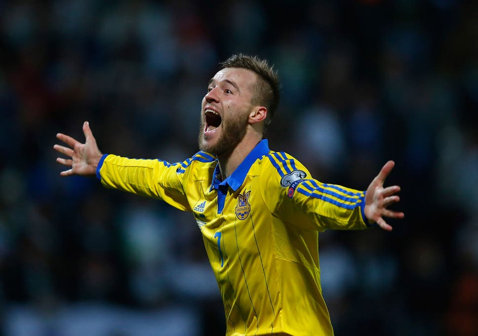 Andriy yarmolenko wife sexual dysfunction