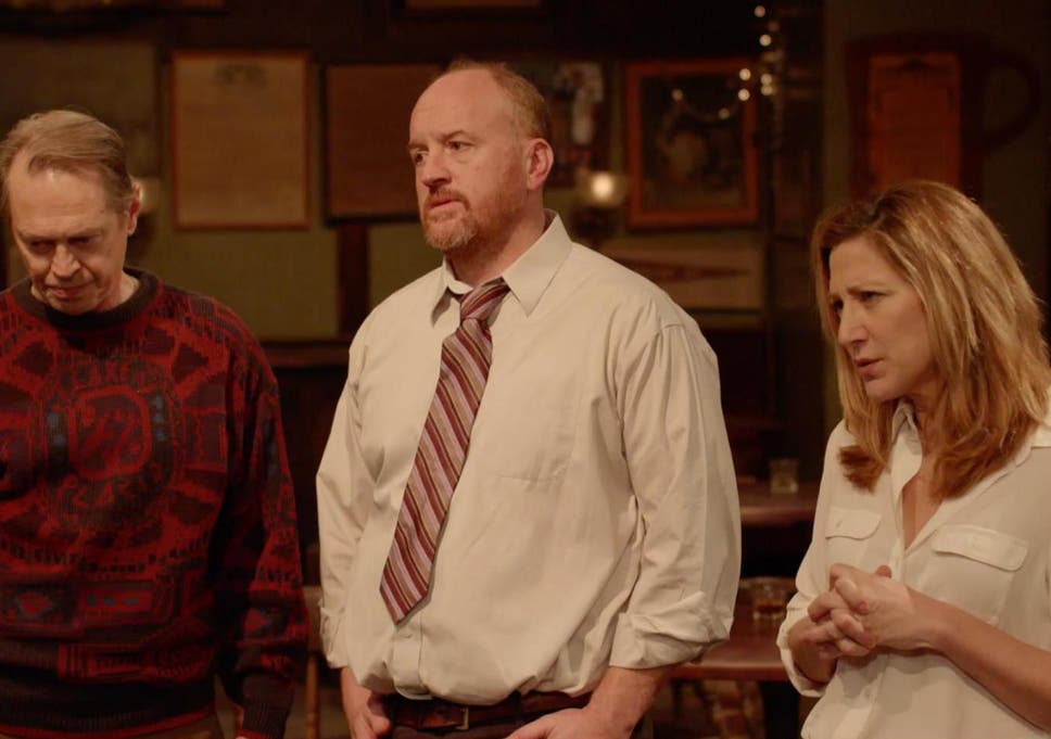 Horace and Pete: it'll cost you about £3 50 to watch Louis C K 's