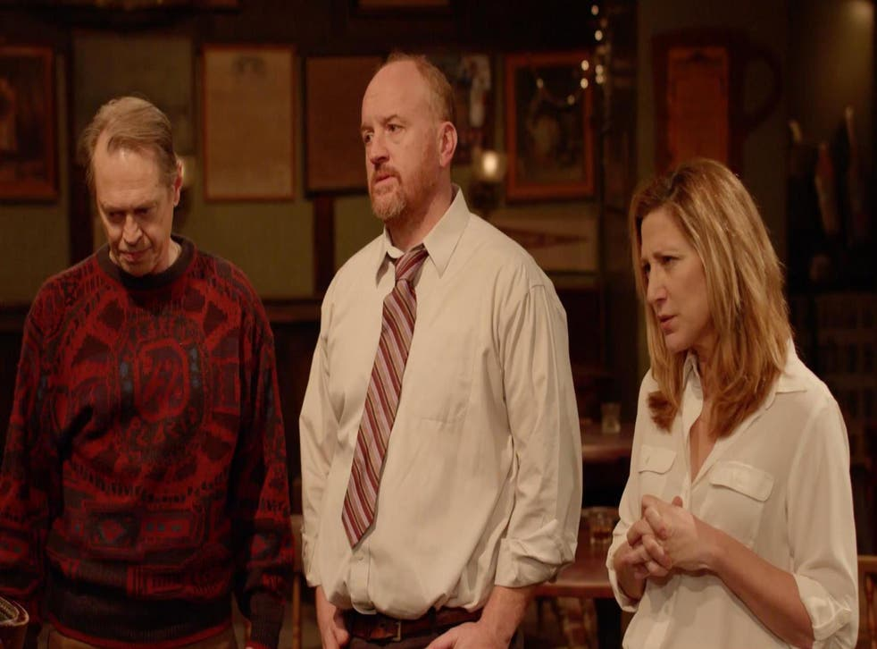New Louis C.K. web series Horace and Pete